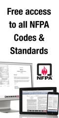 Free access to all NFPA Codes and Standards
