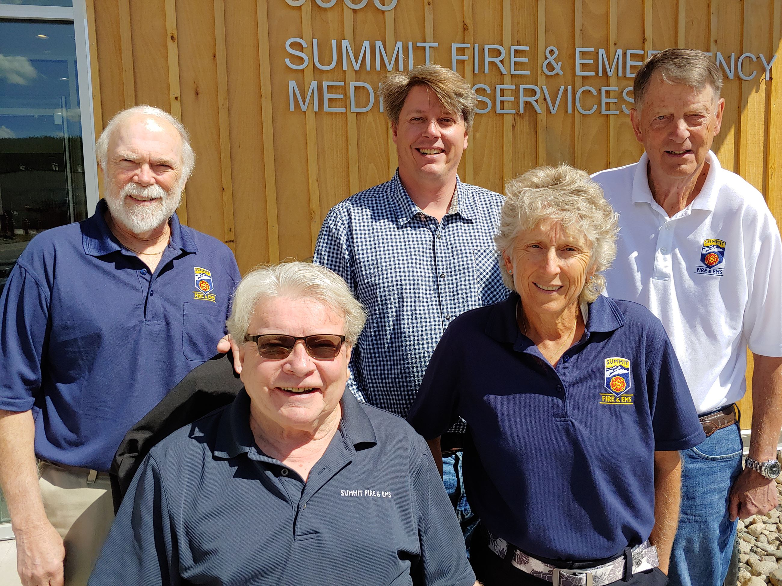 SF&EMS Board of Directors 2019 August 20