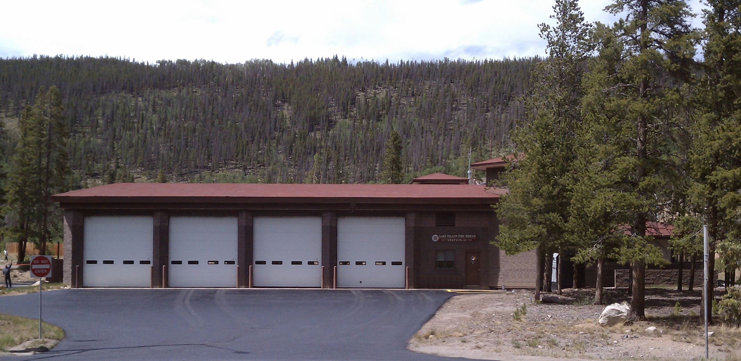 LDFR Station 11